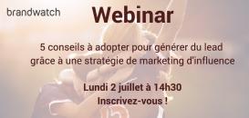 5 conseils à adopter pour générer du lead avec une stratégie marketing d'influence