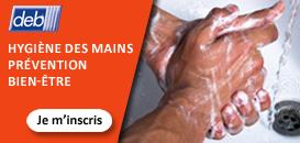 Hygiène des mains au travail : de la prévention des risques au bien-être