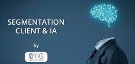 Segmentation client & IA  ▶ 3 uses cases avec ROI !