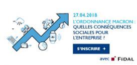 Ordonnances Macron : Quelles conséquences sociales pour l'entreprise ?