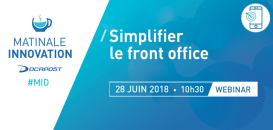 2. Simplifier le front office