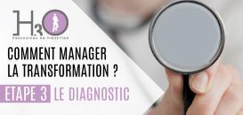 Comment manager la transformation ? Etape 3 : Le diagnostic, la recherche du Comment