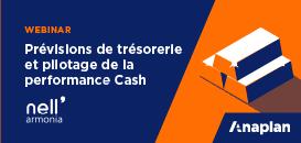 Fiabilisez vos prévisions de trésorerie et pilotez la performance cash avec Nell'cash !