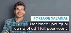 Freelance : pourquoi le portage salarial est un statut fait pour vous ?