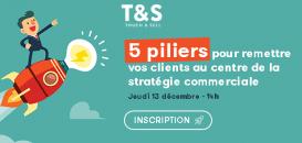 Les 5 piliers pour remettre vos clients au centre de la stratégie commerciale