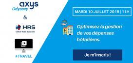 Optimisez la gestion des dépenses hôtelières de vos salariés
