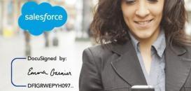 La signature électronique intégrée à Salesforce : envoyez vos documents depuis votre CRM