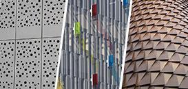 Architectures inspirantes - des façades uniques et abordables