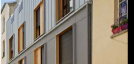 Label E+C-: Cas pratique sur un petit immeuble de logement