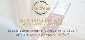 Expatriation : Comment préparer le départ et/ou le retour de vos salariés ?