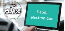 Déposez votre demande de brevet en ligne