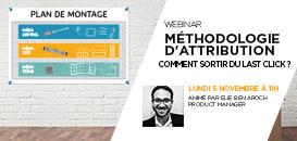 Méthodologie d'attribution - Comment sortir du last-click ?