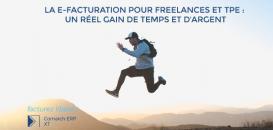 La facturation en ligne pour freelances et TPE : un réel gain de temps et d'argent