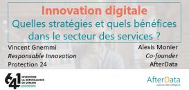 Innovation digitale : quelle stratégie et quels bénéfices dans le secteur des services