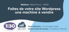 Faites de votre site WordPress une machine à vendre !