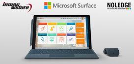 Comment donner une nouvelle dimension à la vente avec Microsoft Surface et Noledge ?