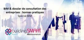 BIM et dossier de consultation des entreprises : bonnes pratiques