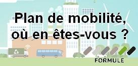 Plan de mobilité, où en êtes-vous ?