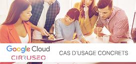 Collaboration, mobilité, innovation : adressez vos enjeux métiers via les technologies et solutions Google Cloud !
