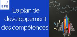 Le plan de développement des compétences dans la réforme de la FPC