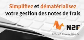 Simplifiez et dématérialisez la gestion de vos note de frais