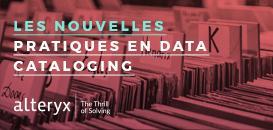 Analyses de données: Les nouvelles pratiques en data cataloging