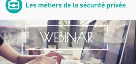 Informer vos publics sur les métiers de la sécurité privée