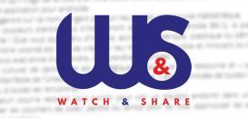 Utilisez le module Watch&Share pour une veille efficace