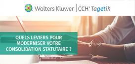 Quels leviers pour moderniser votre consolidation statutaire ?