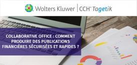 Collaborative Office : Comment produire des publications financières sécurisées et rapides ?