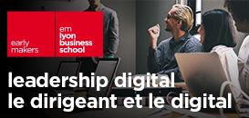 La transformation digitale partie 3 : Leadership digital – le dirigeant et le digital