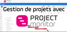 Découvrez la gestion de projets avec le logiciel Project Monitor