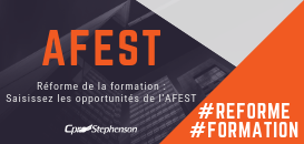 Réforme de la formation : saisissez les opportunités de l'AFEST