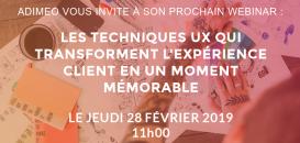 Les techniques UX qui transforment l'expérience client en un moment mémorable