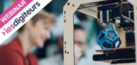 Impression 3D : quels gains en attendre pour un Bureau d'Etude ?