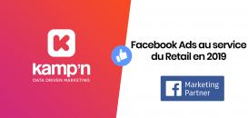 Facebook Ads au service du retail en 2019