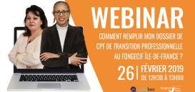Comment remplir mon dossier de CPF de Transition au Fongecif Île-de-France ?