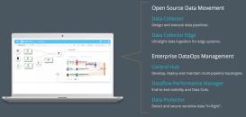 Streamsets: quand le DataOps optimise votre réponse à la GDPR, l'IOT, le Cloud et d'AI