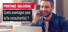 Devenir consultant(e) en portage salarial, quels avantages ?