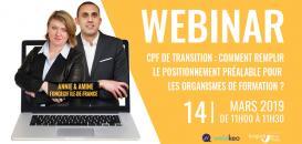 CPF de Transition : comment remplir le positionnement préalable pour les organismes de formation ?