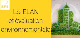 Loi ELAN, participation du public et évaluation environnementale : une actualité toujours plus mouvementée