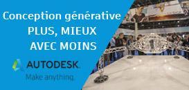 La conception générative au service de la mobilité et du développement durable dans l'industrie