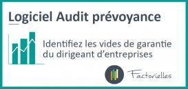 Logiciel Audit Prévoyance
