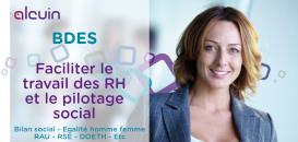 BDES : faciliter le travail des RH et le pilotage social