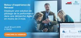 Déployer une solution de pilotage de la performance dans une démarche Agile en moins de 3 mois