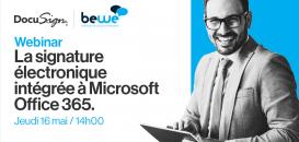 La signature électronique intégrée à Microsoft Office 365