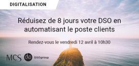 Automatisation du poste clients : comment réduire jusqu'à 8 jours votre DSO ?