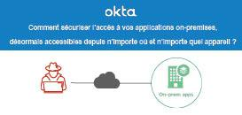 Comment sécuriser l'accès à vos applications on-premises ?
