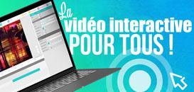 Vidéo interactive : Boostez l'engagement et multipliez votre R.O.I. par 2,5 !