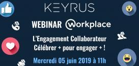 Workplace - L'Engagement Collaborateur : Célébrer plus pour engager plus !